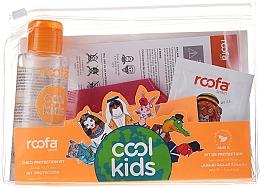 Parfumuri și produse cosmetice Set - Roofa Cool Kids (shm-gel/3g + mask + h/gel/100ml)
