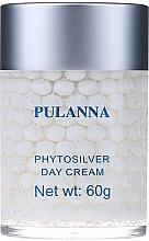 """Parfumuri și produse cosmetice Cremă de față, pe bază de argint """"Zi"""" - Pulanna Phytosilver Day Cream"""