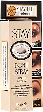 Parfumuri și produse cosmetice Bază pentru fard de pleoape - Benefit Stay Don't Stray