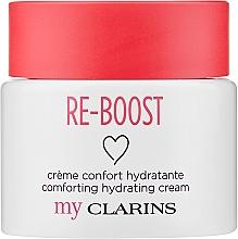Parfumuri și produse cosmetice Cremă de față - Clarins My Clarins Re-Boost Comforting Hydrating Cream