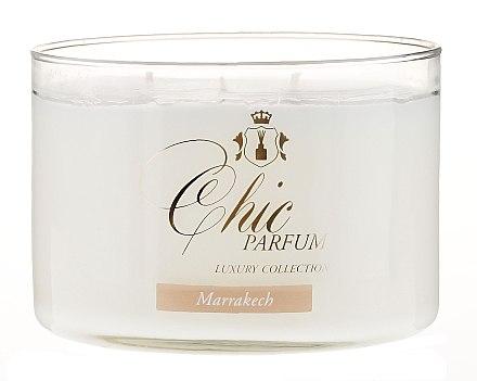 Lumânare parfumată - Chic Parfum Luxury Collection Marrakech Candle — Imagine N2