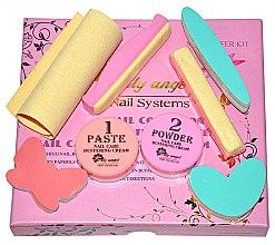 Parfumuri și produse cosmetice Set pentru manichiură japoneză - Silcare Lily Angel Nail Systems