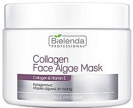 Parfumuri și produse cosmetice Masca de față cu colagen - Bielenda Professional Collagen Face Algae Mask