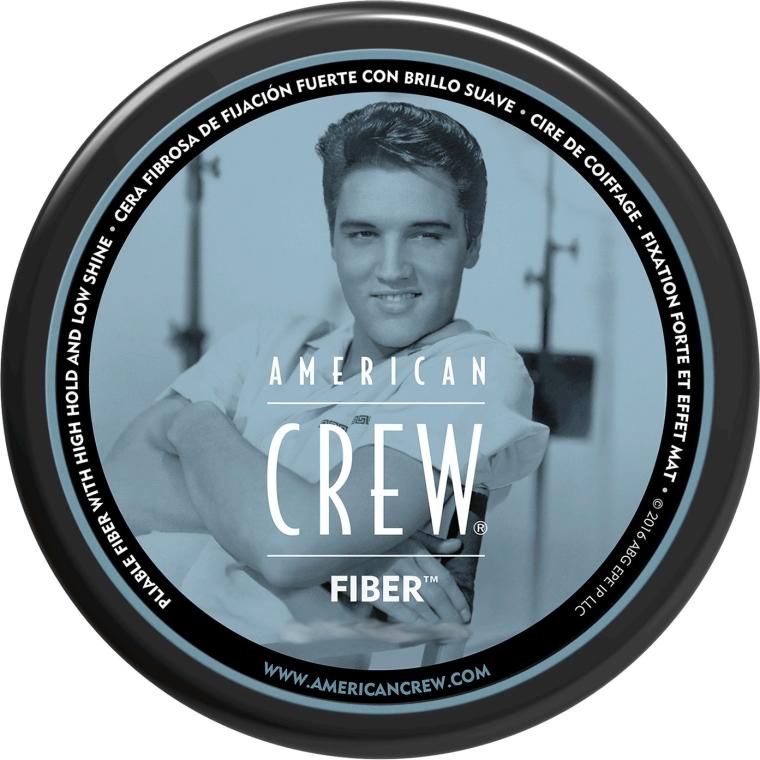Pastă de păr, fixare puternică - American Crew Classic Fiber