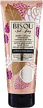 Parfumuri și produse cosmetice Cremă shimmer pentru corp - Bisou Collagen&Blackberry Body Cream Shimmer