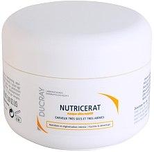 Parfumuri și produse cosmetice Mască nutritivă pentru păr - Ducray Nutricerat