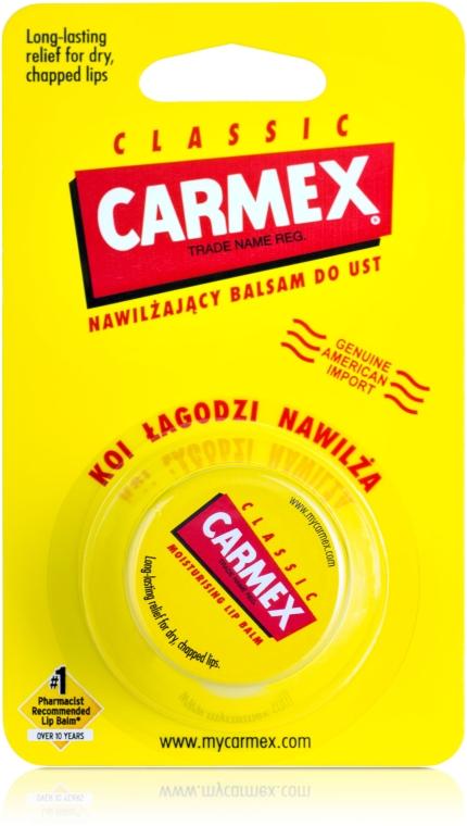 """Balsam de buze """"Regenerare intensivă"""" - Carmex Lip Balm Original"""