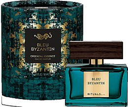 Parfumuri și produse cosmetice Rituals Bleu Byzantin - Apă de parfum