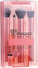 Parfumuri și produse cosmetice Set pensule machiaj - Real Techniques Flawless Base Set