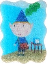 Parfumuri și produse cosmetice Burete de baie pentru copii - Suavipiel Ben & Holly