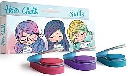 Parfumuri și produse cosmetice Cretă de păr pentru fetițe - Snails Mini Bebe