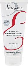 Parfumuri și produse cosmetice Cremă pentru corp - Embryolisse 365 Cream Body Firming Care