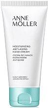 Parfumuri și produse cosmetice Cremă hidratantă pentru mâini - Anne Moller Moisturizing Anti Aging Hand Cream