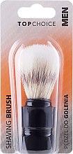 Parfumuri și produse cosmetice Perie pentru bărbierit 6661 - Top Choice