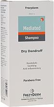 Parfumuri și produse cosmetice Șampon anti-mătreață pentru păr uscat - Frezyderm Mediated Dry Dandruff Shampoo
