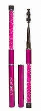 Parfumuri și produse cosmetice Perie pentru gene și sprâncene - Lash Brow Pink