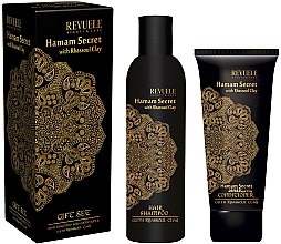 Parfumuri și produse cosmetice Set - Revuele Hamam Secret (shm/250ml + conditioner/200ml)