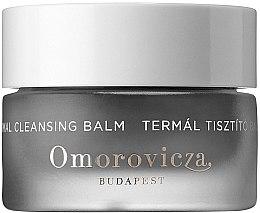 Parfumuri și produse cosmetice Balsam pentru curățare termică, pentru față - Omorovicza Thermal Cleansing Balm (mini)