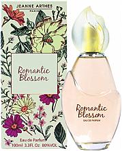 Parfumuri și produse cosmetice Jeanne Arthes Romantic Blossom - Apă de parfum