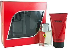Parfumuri și produse cosmetice Ferrari Scuderia Ferrari Red - Set (edt/75ml + sh/gel/150ml)