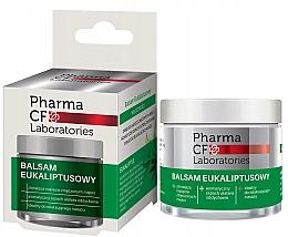 Parfumuri și produse cosmetice Balsam cu eucalipt pentru corp - Pharma CF