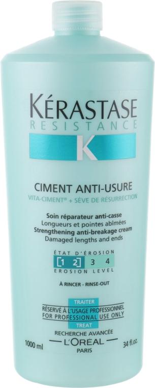 Soluție pentru păr deteriorat - Kerastase Ciment Anti-Usure — Imagine N2
