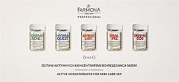 Parfumuri și produse cosmetice Set - Farmona System Professional Set (concentrate/10x5ml) (10 x 5 ml)