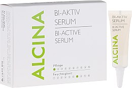 Parfumuri și produse cosmetice Ser bio-activ pentru scalp - Alcina Hair Care Bi Aktiv Serum
