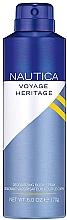 Духи, Парфюмерия, косметика Nautica Voyage Heritage - Дезодорант-спрей
