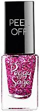 Parfumuri și produse cosmetice Lac de unghii - Peggy Sage Peel Off