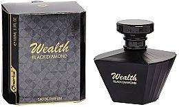 Parfumuri și produse cosmetice Omerta Wealth Black Diamond - Apă de parfum