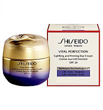 Parfumuri și produse cosmetice Cremă anti-îmbătrânire SPF 30 - Shiseido Vital Perfection Uplifting and Firming Day Cream SPF 30