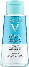 Parfumuri și produse cosmetice Demachiant de ochi în 2 faze - Vichy Purete Thermale Struccante Waterproof Occhi Sensibili