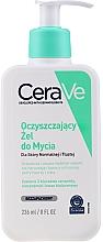 Parfumuri și produse cosmetice Gel de curățare pentru corp și față - CeraVe Foaming Cleanser