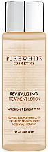 Parfumuri și produse cosmetice Loțiune revitalizantă pentru față - Pure White Cosmetics Revitalizing Treatment Lotion