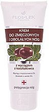 Parfumuri și produse cosmetice Cremă pentru picioare - Floslek Foot Cream
