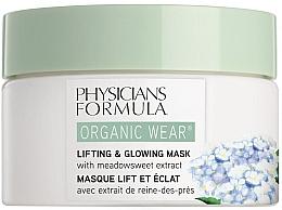 Parfumuri și produse cosmetice Mască de gel pentru față - Physicians Formula Organic Wear Lifting & Glowing Mask