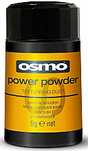 Parfumuri și produse cosmetice Pudră volumizantă pentru păr - Osmo Power Powder Texturising Dust