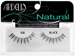 Parfumuri și produse cosmetice Extensii gene - Ardell Natural Demi Black 108