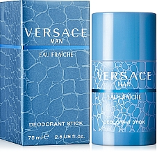 Parfumuri și produse cosmetice Versace Man Eau Fraiche - Deodorant stick