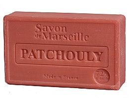 "Parfumuri și produse cosmetice Săpun natural ""Patchouli"" - Le Chatelard 1802 Patchouli Soap"