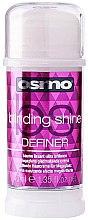 Parfumuri și produse cosmetice Pomadă- definer texturizantă cu efect de laminare pentru păr - Osmo Blinding Shine Definer