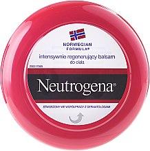 Parfumuri și produse cosmetice Balsam regenerant intensiv pentru corp - Neutrogena Intense Repair Body Balm