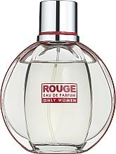 Parfumuri și produse cosmetice MB Parfums Rouge Only Women - Apă de parfum