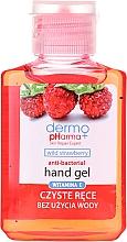 "Parfumuri și produse cosmetice Gel antibacterian pentru mâini ""Frag"" - Dermo Pharma Antibacterial Hand Gel"