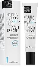 Parfumuri și produse cosmetice Gel pentru zona din jurul ochilor - Diego Dalla Palma Hydration Passion Stop Bags And Dark Circles Eye Gel