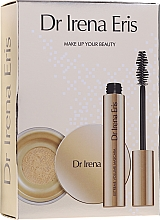 Parfumuri și produse cosmetice Set - Dr Irena Eris Make Up Your Beauty (powder/10g + mascara/9ml)