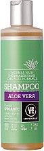 Parfumuri și produse cosmetice Șampon cu extract de aloe vera, pentru păr normal - Urtekram Aloe Vera Shampoo Normal Hair
