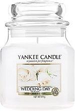 "Parfumuri și produse cosmetice Lumânare parfumată ""Ziua nunții"" - Yankee Candle Wedding Day"