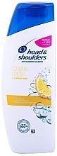 Parfumuri și produse cosmetice Şampon pentru păr - Head & Shoulders Citrus Fresh Shampoo